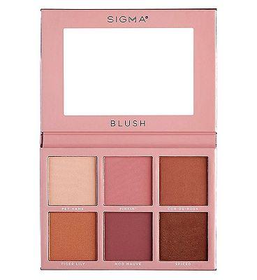 Sigma Beauty Blush Cheek Palette