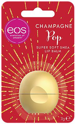 eos Champagne Pop Limited Edition Lip Balm 7g