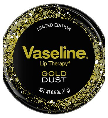 Vaseline Gold Dust Lip Tin