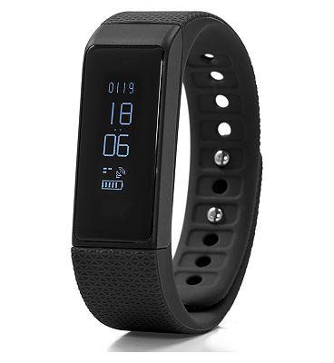 Nuband I-Touch Activity Tracker - Black