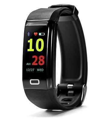 Nuband Pro GPS Activity Tracker - Black