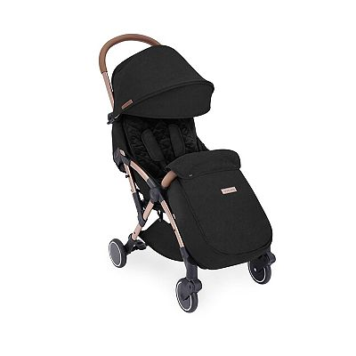 Ickle Bubba Globe Max Stroller Black/Rose Gold