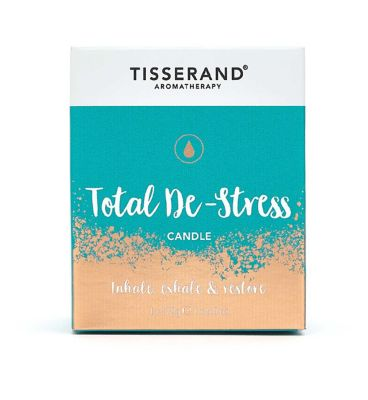 10272246_IS: Tisserand Aromatherapy Total De-Stress Candle