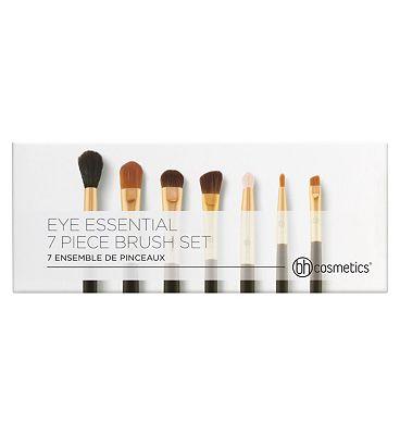 BH Cosmetics Eye Essential - 7 Piece Brush Set