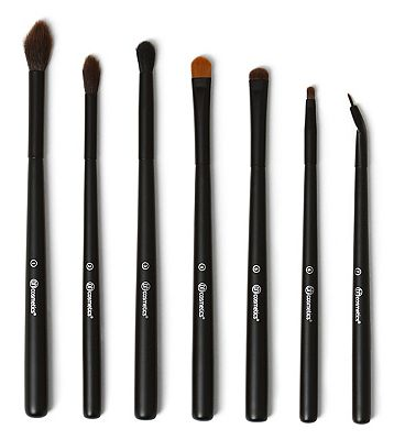 BH Cosmetics Smokey Eye Essentials -7 Piece Brush Set