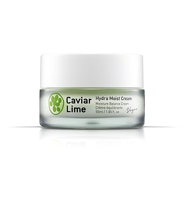 TOO COOL FOR SCHOOL CAVIAR LIME Hydra Moist Cream 55ml (100% Cruetly free &vegan incl packaging)
