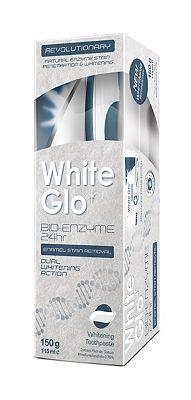 White Glo Bio-Enzyme Enamel Stain Removal Toothpaste 115ml
