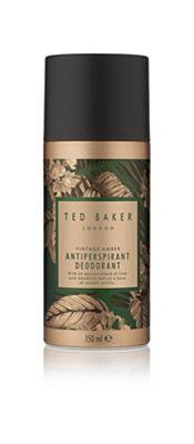 Ted Baker Antiperspirant Deodorant Vintage Amber 150ml