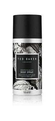 Ted Baker Body Spray Graphite Black 150ml