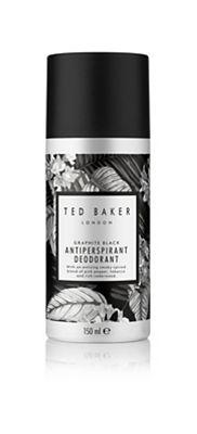 Ted Baker Antiperspirant Deodorant Graphite Black 150ml