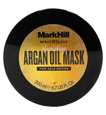Mark Hill Miracoilous Pure Gold Edition Gold Mask 200ml