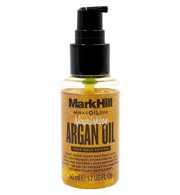 Mark Hill Miracoilous Nourishing Argan Oil 50ml