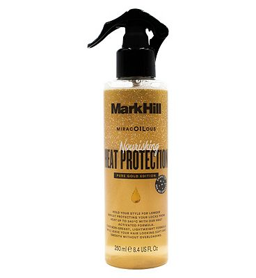 Mark Hill Miracoilous Nourishing Argan Oil Heat Protection Spray 250ml