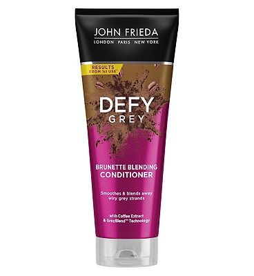 John Frieda Defy Grey Conditioner 250ml