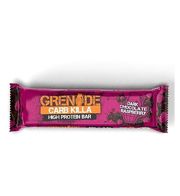 Grenade Carb Killa High Protein Bar Dark Chocolate Raspberry - 60g