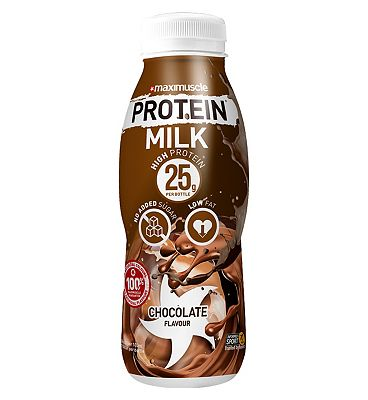 Maximuscle Protein Milk Chocolate Flavour 330ml