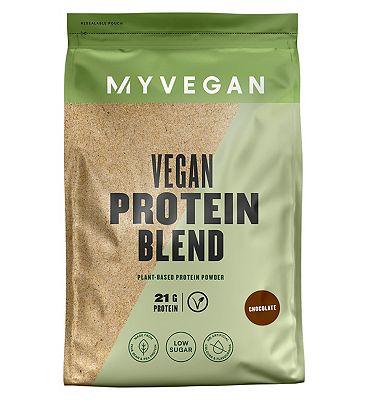 MyVegan Vegan Protein Powder Chocolate - 500g