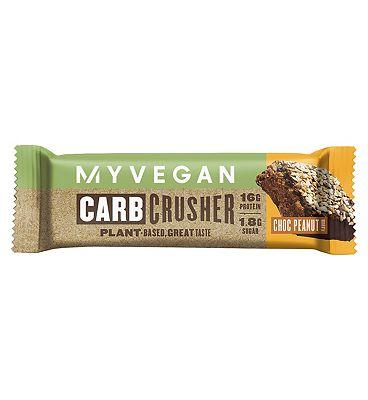 MyVegan Carb Crusher Bar Peanut Butter - 60g