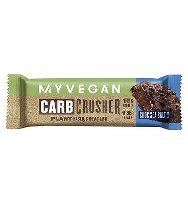 MyVegan Carb Crusher Bar Chocolate Sea Salt - 60g