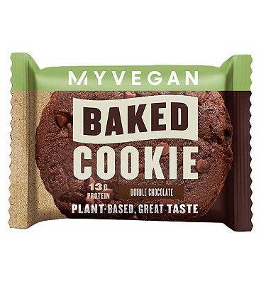 MyVegan Baked Cookie Double Chocolate - 75g
