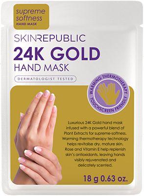 Skin Republic 24K Gold Hand Mask
