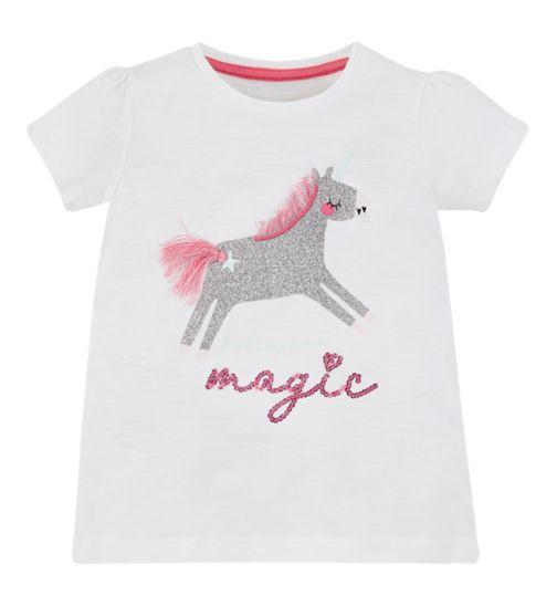 mini club all dressed up unicorn top
