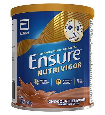 Ensure NutriVigor Shake Chocolate Flavour - 400g