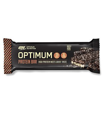Optimum Nutrition Protein Bar Rocky Road Flavour - 60g