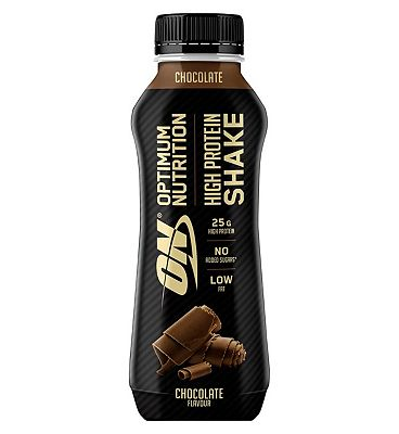 Optimum Nutrition High Protein Shake Chocolate Flavour 330ml