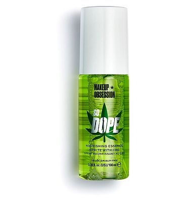 Makeup Obsession So Dope Nourishing Essence Spritz
