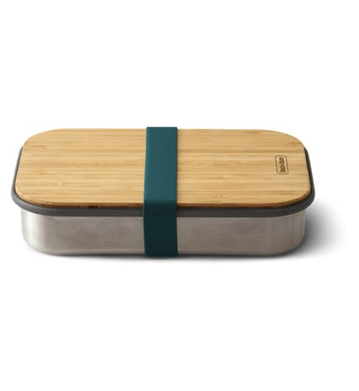 Black + Blum Steel Sandwich Box Ocean - 900ml