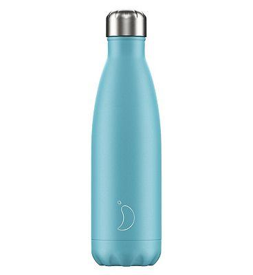 Chilly's Bottle Pastel Blue - 500ml