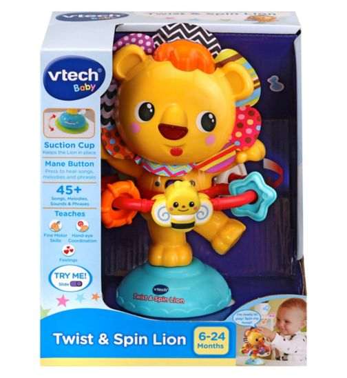 VTech My 1st Activity Lion Toy Musical Pet Pre School Birthday Christmas Gift