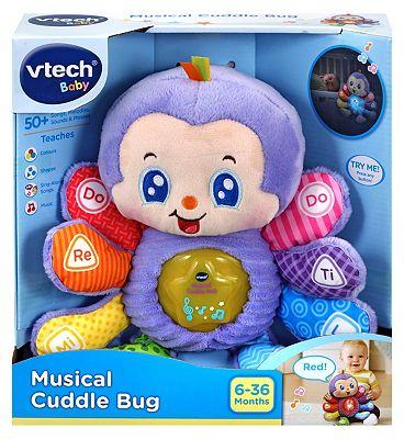 VTech Baby Musical Cuddle Bug