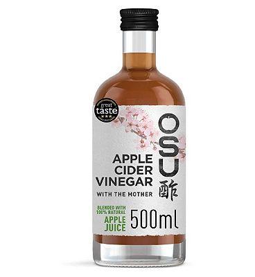 Osu Raw Apple Cider Vinegar - 500ml