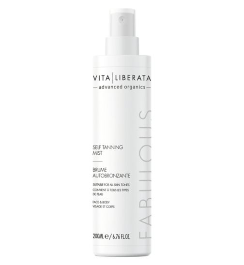 Vita Liberata Fabulous Self Tanning Mist 200ml