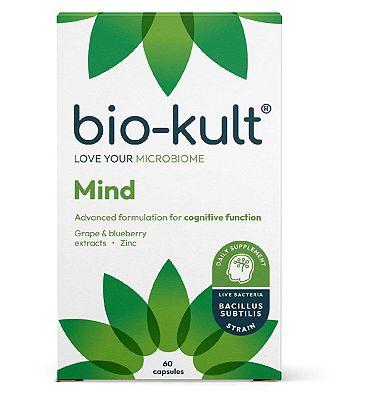 Bio-Kult Mind 60 Capsules