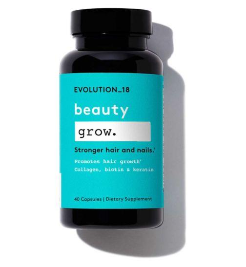 EVOLUTION_18 Beauty Grow 60 Capsules