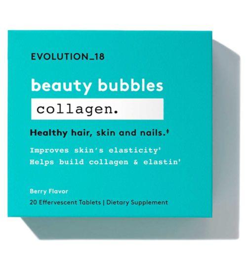 EVOLUTION_18 Beauty Bubbles Collagen 20 Effervescent Tablets
