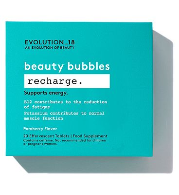 EVOLUTION_18 Beauty Bubbles Recharge 20 Effervescent Tablets