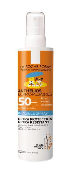 La Roche-Posay Anthelios Kids Invisible Spray SPF 50+ 200ml