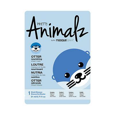 Masque Bar Pretty Animalz Otter Mask