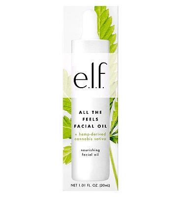 e.l.f. All The Feels Facial Oil 30ml