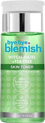 Bye Bye Blemish Witch Hazel + Tea Tree Blemish Toner