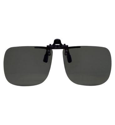 Serelo Boots  Polarised Polarized Clip On Sunglasses