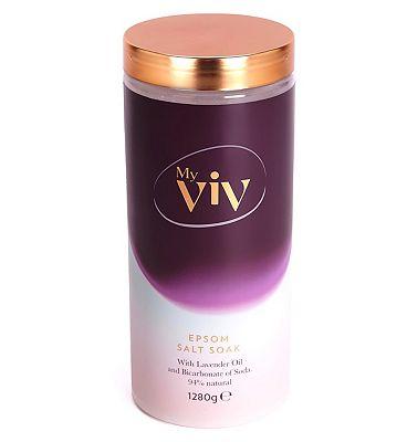 My Viv Epsom Salt Soak - 1280g