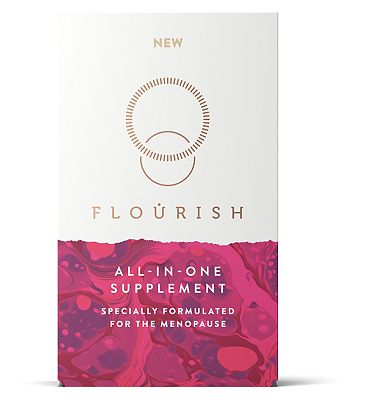 Flourish All-In-One Supplement - 30 Tablets