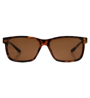 Boots Mens Polarised Sunglasses - Tortoiseshell Frame