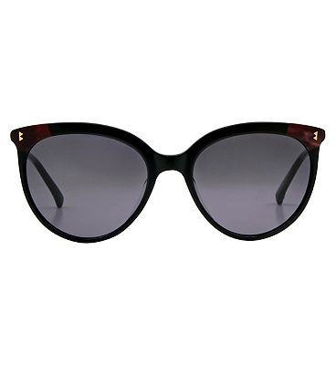 Whistles Sunglasses - Black and Red Frame