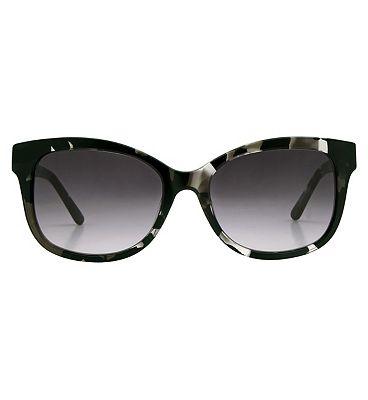 Whistles Sunglasses - Black Tortoiseshell Frame
